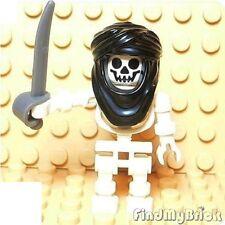 M540 Lego Prince of Persia Skeleton Hassansin 7569 NEW