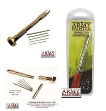 Army Painter Miniature and Model Drill - Miniatur Modell und Handbohrer Tabletop