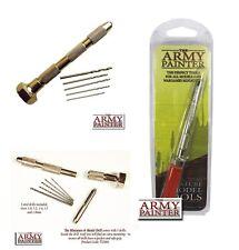 Army Painter Miniature and Model Drill - Miniatur Modell und Handbohrer Tabletop