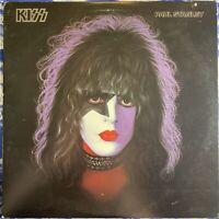 KISS – Paul Stanley : Original 1978 Vinyl LP w/ Inner Sleeve VG+ Condition