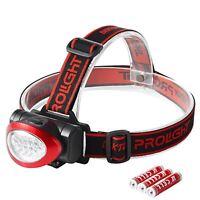 Pro Light XA55 Pathfinder LED Head Torch light lamp Camping Hiking Fishing
