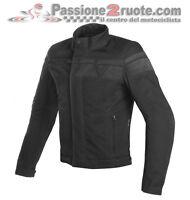 Blouson Moto Dainese Black Jack D-Dry Noir Taille 56