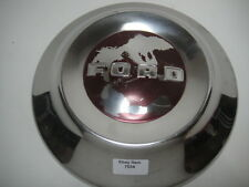 1952 53 54 Ford  Customline Crestline Ranch Wagon Hubcap Wheelcover #7034