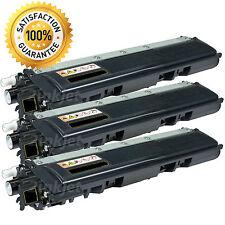 3 x TN-210 Black Toner for Brother MFC-9010CN MFC-9120CN MFC-9125CN MFC-9320CN