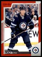 2020-21 UD O-Pee-Chee Red Border #231 Patrik Laine - Winnipeg Jets