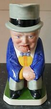 More details for rare copeland spode winston churchill toby jug by eric olsen produced in 1941