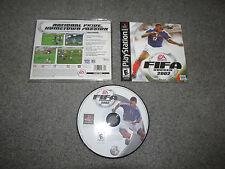 FIFA Soccer 2002: Major League Soccer VERY RARE (Sony PlayStation 1, 2001)