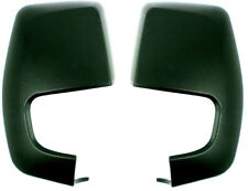 FORD TRANSIT CUSTOM - WING MIRROR COVER TRIM CASING - LEFT + RIGHT PAIR - 2012+