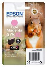 Original Epson Patrone 378 XL(Eichhörnchen) Expression Premium XP 8500 8505 8600
