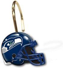 Seattle Seahawks Shower Curtain Rings
