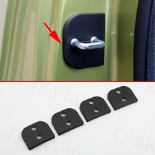 4X Car Door Lock  Buckle Cover Case Protector Trim For Suzuki Swift SX4 S-Cross