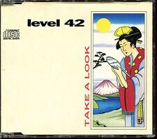 LEVEL 42 - TAKE A LOOK - CD MAXI [2816]