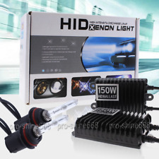 55W 75W 100W 150W HID Xenon Conversion KIT Bulb H1 H4 H7 H11 H13 9005 9006 9007