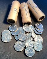 1980 5 Cent Australian Decimal Coin x1 Uncirculated . From Mint Roll. Suit PCGS?