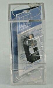 ADC XLM MK III Improved Omni-Pivot Stylus Brand New w/ ADC ZLM Cartridge Body