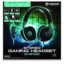 Nacon Auriculares GH-MP100ST Estéreo Jugadores Multi Plataformas - Nuevo