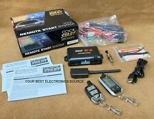 NEW Crimestopper RS7-G5 2-Way Remote Start System with Keyless Entry RS7G5