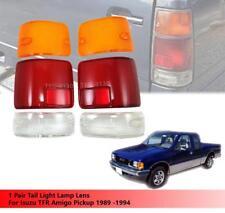 REAR TAIL LIGHT LENS LENSES FOR HONDA PASSPORT ISUZU PICKUP AMIGO TFR 1989-1994