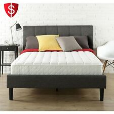 Mattress In A Box Full Size Spring Coil Bedroom Indoor Firm Foam Bed 8 inch
