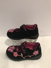Lelli Kelly Girls' Mary Jane Flat Shoes Toddler Size 7M / EU23