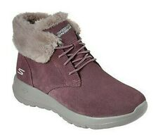 Skechers Stiefel On-The-Go Joy Lush, Frau - Art. 15506 / MVE (Mauve )