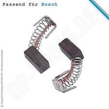 Spazzole Carbonio Motore Carbone per Bosch GDS 18 V-LI 2609199169 5,5x6mm
