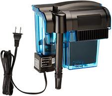 New listing Fish Tank Filter Power Aquarium Pump Sterilizer Canister 55 Gallon 200 Gph