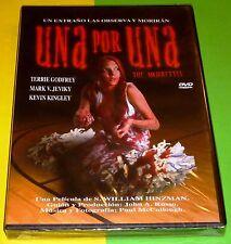 UNA POR UNA / THE MAJORETTES - Precintada