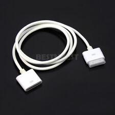 élégant blanc câble extension iphone rallonge chargeur pour IPhone IPad qualité