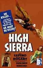 Film High Sierra 01 A3 Box Canvas Print