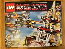 LEGO EXO-FORCE 8107 Fight for the Golden Tower - Employee Collection - see desc.