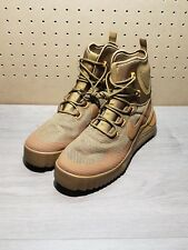 Nike Air Wild Mid Golden Beige Ale Brown 916819 200 Size 8