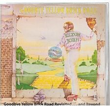 ELTON JOHN goodbye yellow brick road .. revisited CD PROMO france french acetate