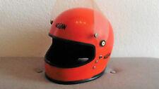 Alter Motorrad Intregral Helm NOLAN Vintage Bike full face Vollvisier grösse L