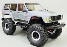 For Axial JEEP CHEROKEE 2.2 Beadlock CRAWLER Wheels & TIres 140mm  + LIFT KIT
