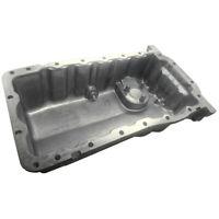 Engine Oil Sump + Drain Plug For Audi A3 Seat Skoda VW Golf Beetle