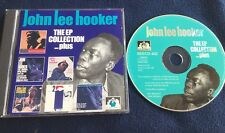 JOHN LEE HOOKER RARE THE EP COLLECTION PLUS CD