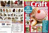 WOMANS WEEKLY HOME SERIES CRAFT SPECIAL MAGAZINE 2012 MAY