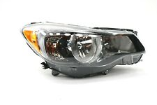 NEW OEM Passenger Headlight Lamp Halogen 84001FJ080 for Subaru Impreza 2012-2015