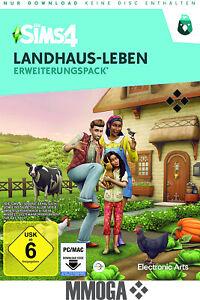 Die Sims 4 - Landhaus Leben / Cottage Living - DLC - PC EA Origin Code - Global
