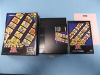 WORLD HEROES 2 NEO GEO AES SNK neogeo Video Game Used From Japan 7911