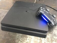 Sony PlayStation ps4 Slim 1TB Console - Jet Black