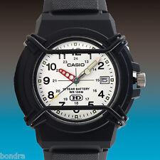 Casio HDA600B-7BV Analog Sport Watch New 10 Year Battery 100m WR Neobrite