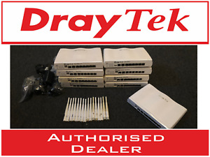 DrayTek Vigor 2860N VDSL/ADSL2+ 3/4G NAS Wireless Router Firewall VPN + PSU VGC