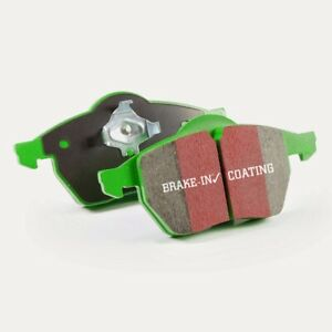 EBC 6000er Greenstuff Brake Pads Set For Nissan Xterra Type DP6691 Front