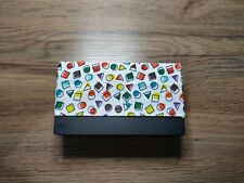 Switch Patterned Dock Sock - Cotton Dock Cover - Nintendo Screen Protector Sock