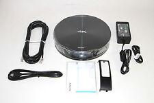 Sony 4K Ultra HD Media Player FMPX1 - Black