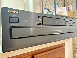 Onkyo DX-C380 CD Changer - Clean Condition!
