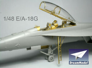 1/48 F/A-18G PE set for Hasegawa, DreamModel DM2018