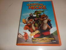 DVD  Ab durch die Hecke